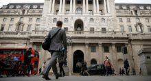 BoE Banco da Inglaterra Londres Reino Unido