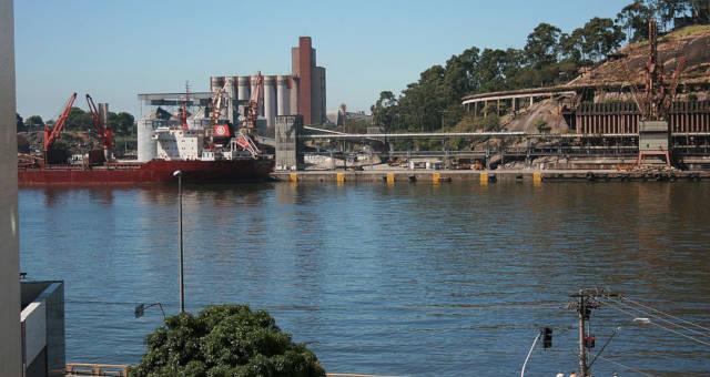 Portos Vitória Espírito Santos Transportes Logística