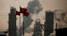 China Indústria Poluição
