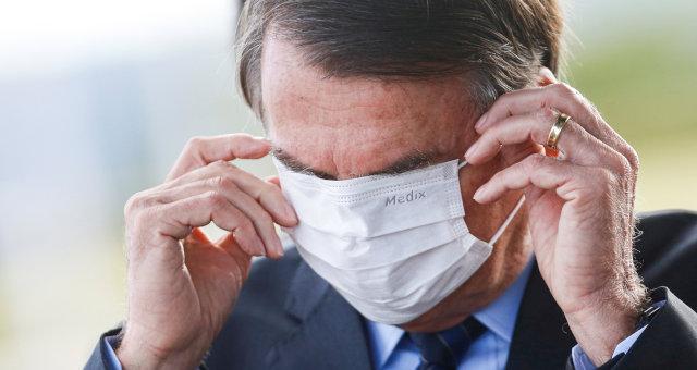 Jair Bolsonaro Coronavírus