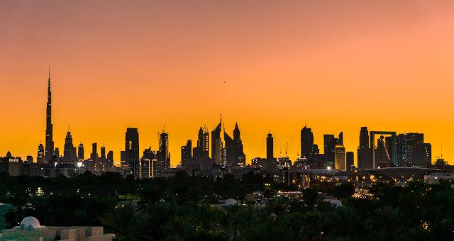 Oriente Médio Emirados Árabes Unidos Dubai