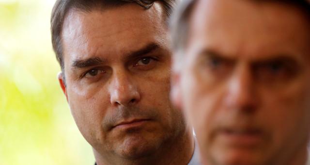 Flavio Bolsonaro Jair Bolsonaro
