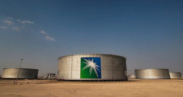 Saudi Aramco Petróleo