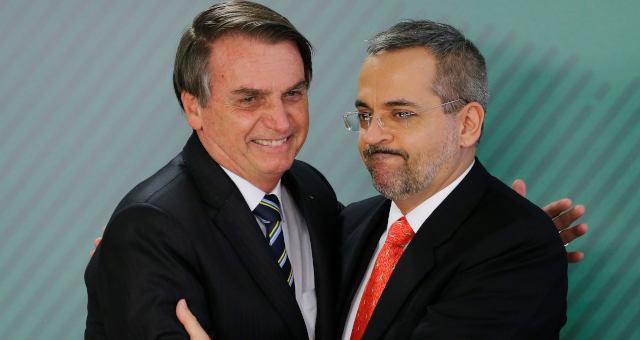 Jair Bolsonaro Abraham Weintrub