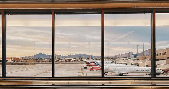 Aviação Aeroportos EUA