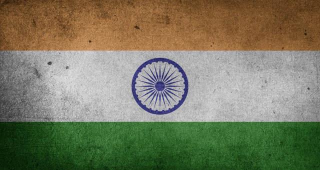 Bandeira índia