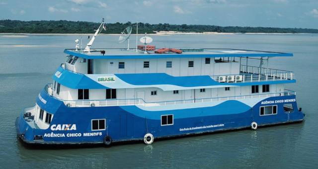 Barco Caixa