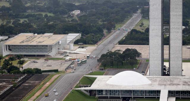 Brasília Congresso Planalto