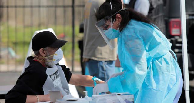 Coronavírus Teste