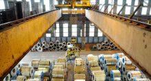 CSN bobinas de aço siderurgia