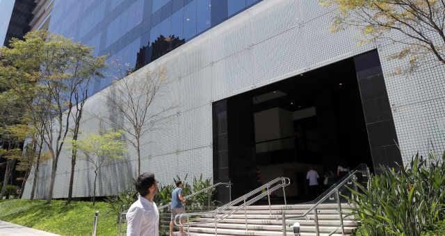 Edifício na Faria Lima, sede de Google, BTG Pactual e Empiricus