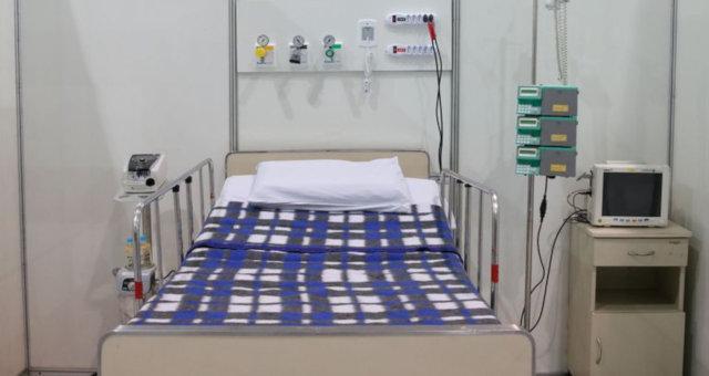 Hospital de Campanha São Paulo