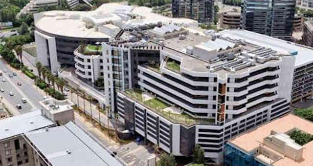 Sede do banco Investec, da África do Sul
