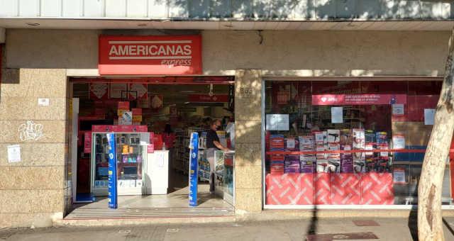 Lojas Americanas LAME4