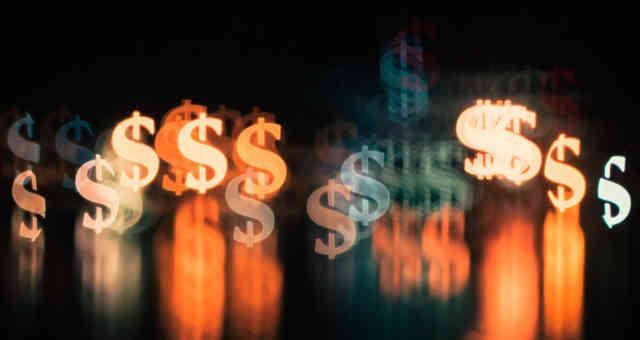 cifrão, dinheiro, lucros, ganhos, investimentos