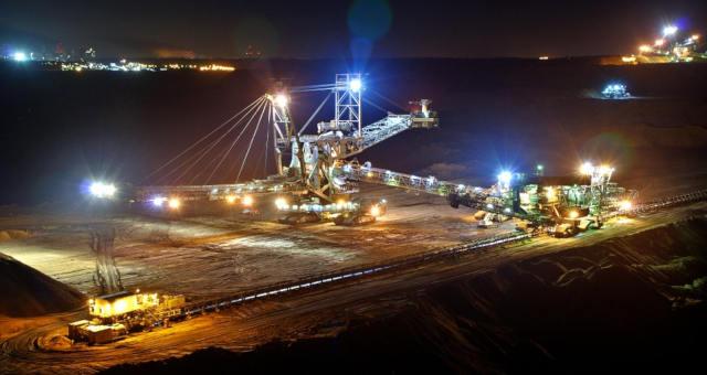 Mineração,Minério de Ferro
