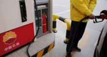 petrochina combustíveis