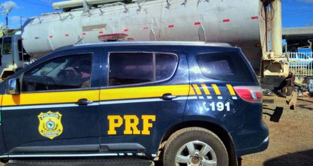 PRF Polícia Rodoviária Federal