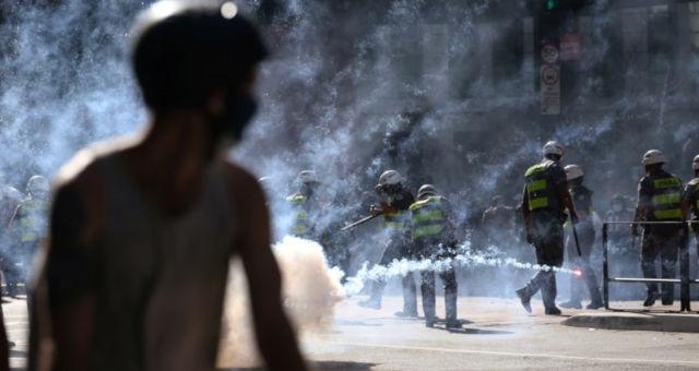 São Paulo Conflito