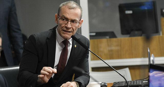 Senador Fabiano Contarato