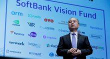 Masayoshi Son, presidente-executivo do SoftBank Group