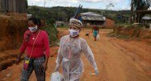 Vanderlecia Ortega dos Santos índia índio indígena Coronavírus