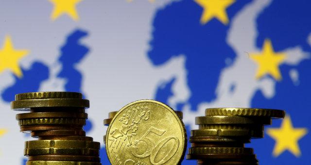 Zona do Euro Moedas Europa