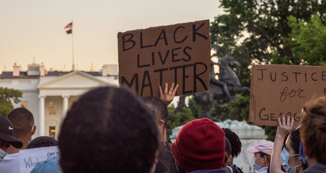 Black Lives Matter EUA Protestos