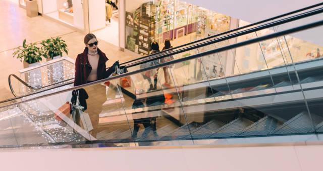 Consumo Compras Comércio Shoppings