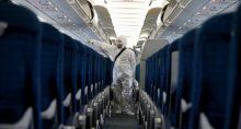 Setor Aéreo Coronavírus Avião