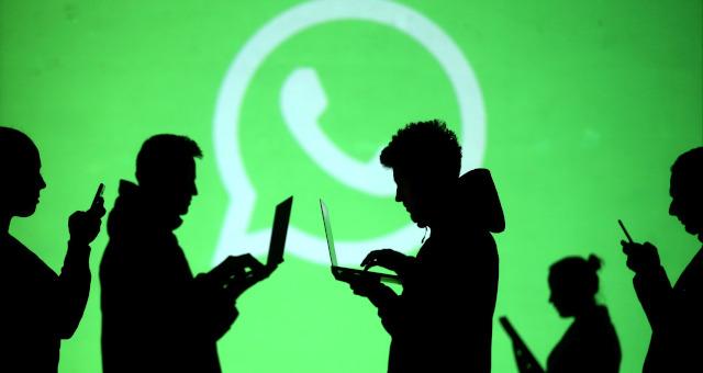 WhatsApp Redes Sociais