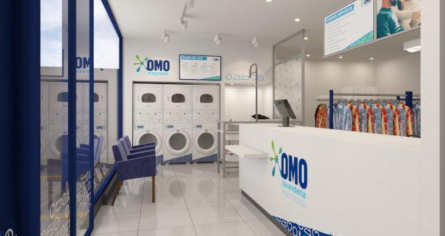 Unilever OMO Lavanderia