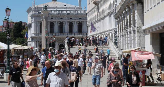 Itália Europa Turismo