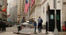 Wall Street Mercados Nova York Nyse