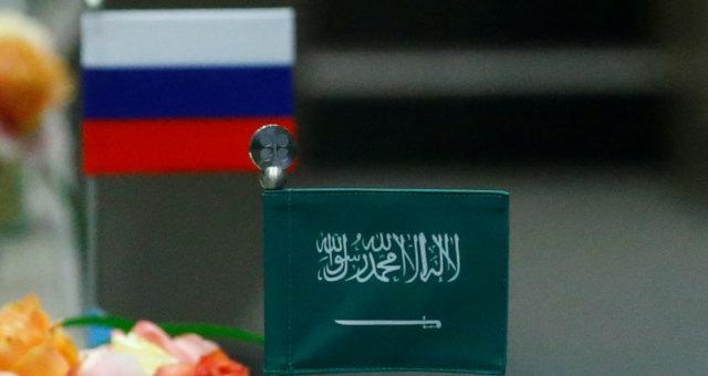 Arábia Saudita e Rússia