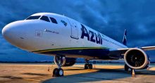 Avião da Azul AZUL4