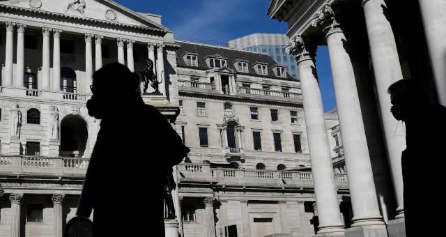 Banco Central Britanico