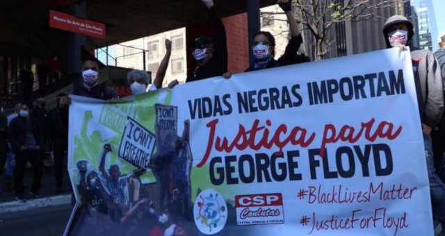Blacks Lives Matter Brazil Version