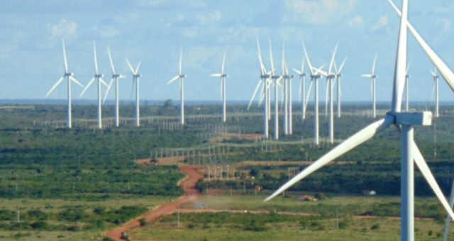 Casa dos Ventos-Energia Eólica