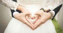 Casal, casamento, união, parceria, amor, alegria