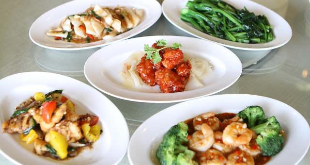 China, comida