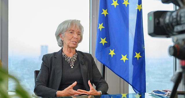 Christine Lagard
