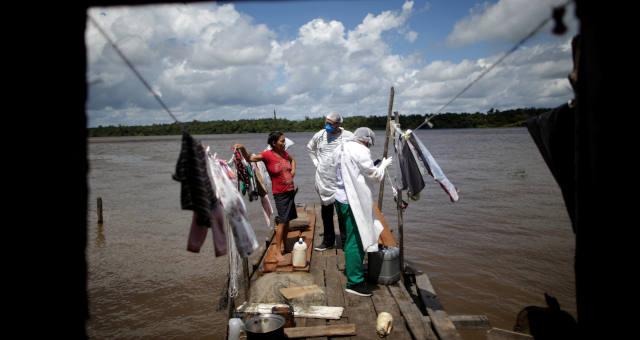 Coronavírus Amazônia