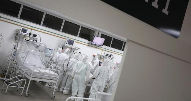 Coronavírus Hospital