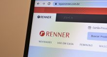 Site da Lojas Renner