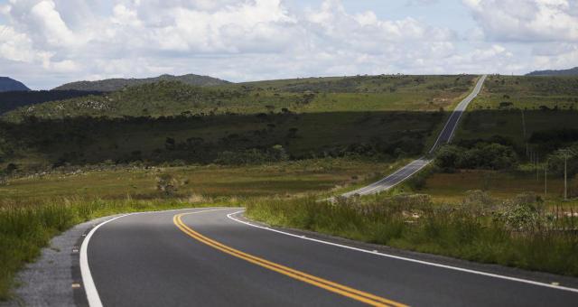 Estradas Transportes Rodovias