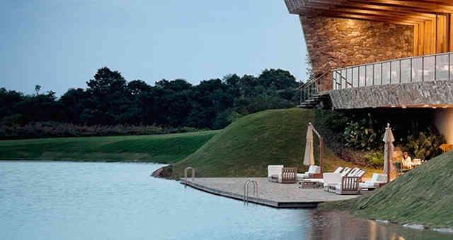 Hotel Fasano Boa Vista, na Fazenda Boa Vista, do Grupo JHSF