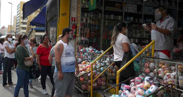 Lojas Comércio Varejo