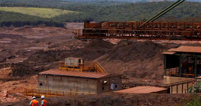 Mineração Vale Brumadinho