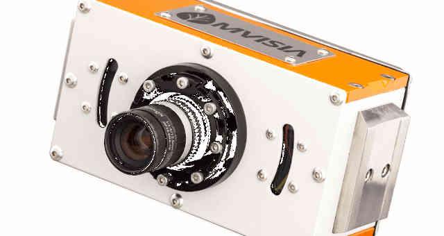 Câmera da Mvisia, empresa da Weg